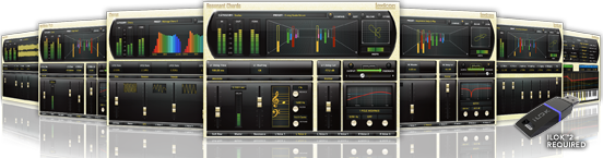 PCM Native Effects Plug-In Bundle