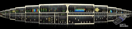 PCM Total Plug-In Bundle - Reverb and Effects (iLok2 USB req.)